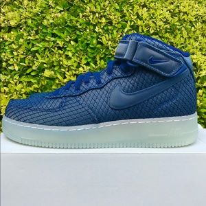 New NIKE Air Force 1 Mid 07 LV8 Men's Sneakers
